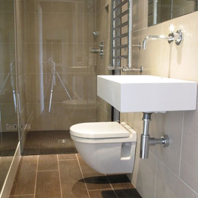 Hung Toilet Basin